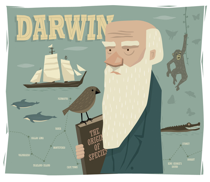 Darwin: The origin of species