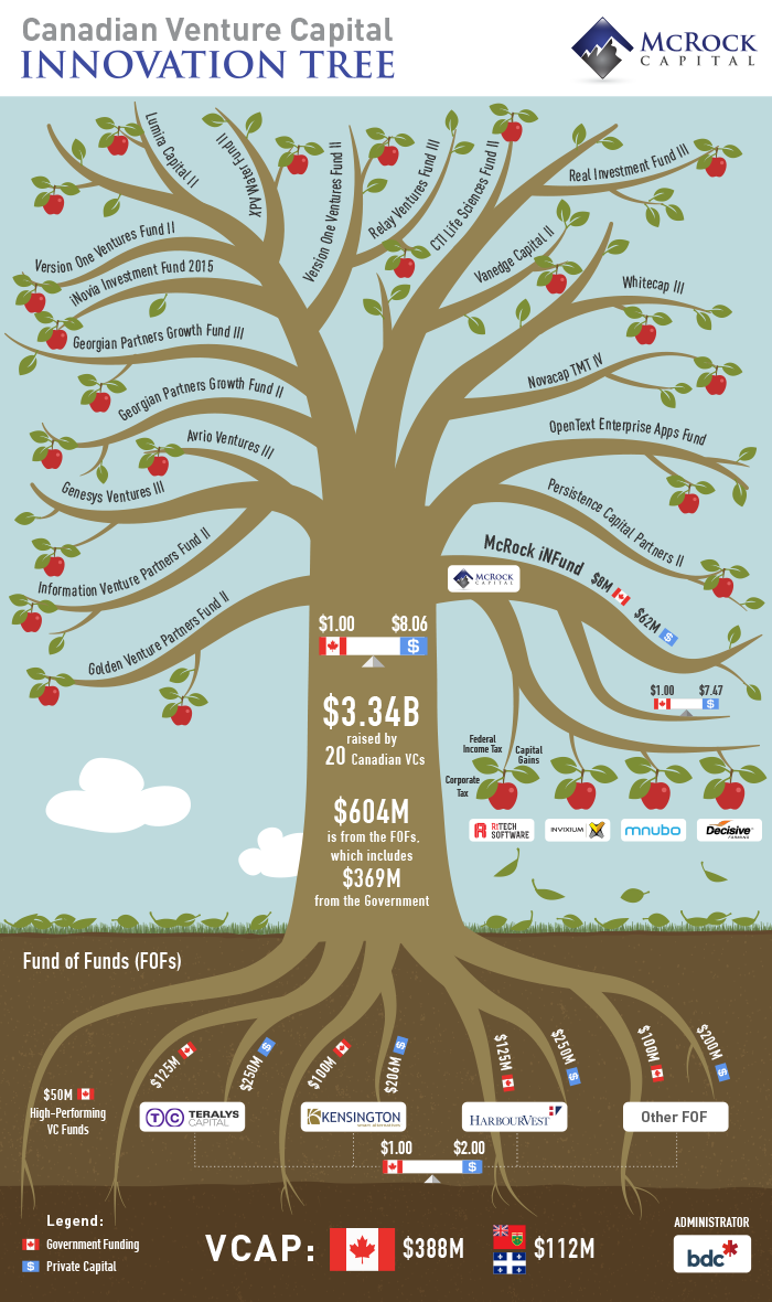 Infographics: Canadian Venture Capital